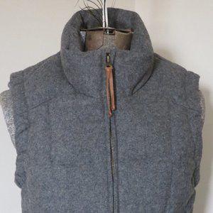 Eddie Bauer Yukon  Premium Goose Down Vest Size M